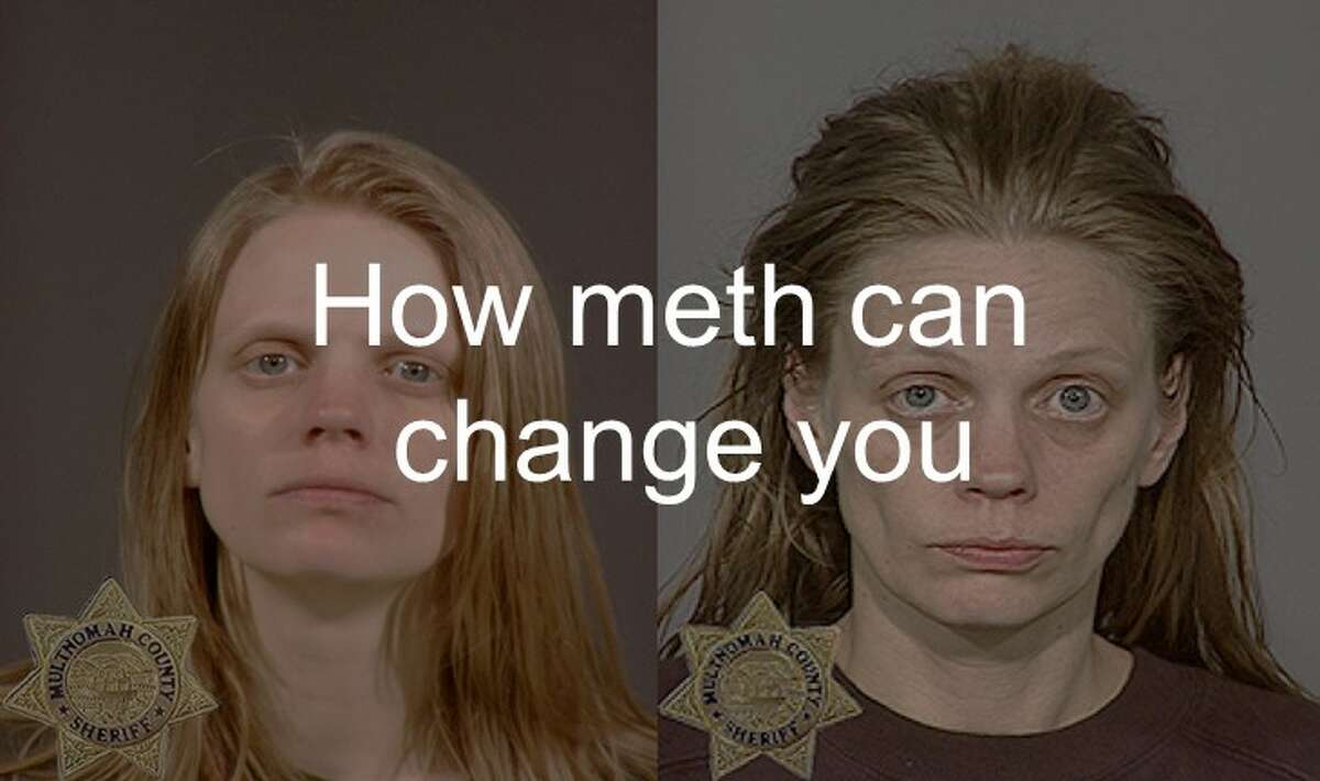 How meth can change you