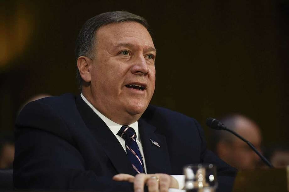 CIA Director Mike Pompeo said on Sunday he's seen nothing that indicates we're on the cusp of nuclear war. Photo: Riccardo Savi / Tribune News Service / Sipa USA