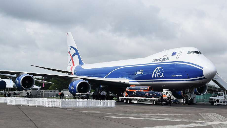 CargoLogicAir, Great Britain's all-cargo airline, will begin service this month out of Bush Intercontinental Airport.