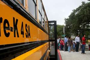 Planning ahead for school mornings — especially for youngsters enrolled in Pre-K 4 SA who are going for the first time — can help allay fears.