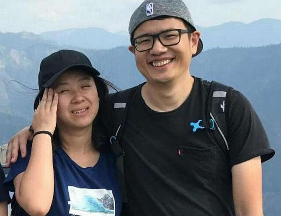 Jie Song and her husband, Yinan Wang, were last seen Aug. 6 in Sequoia National Park. They are believed to have been killed when their car plunged off a cliff and into Kings River. Photo: Courtesy NPS