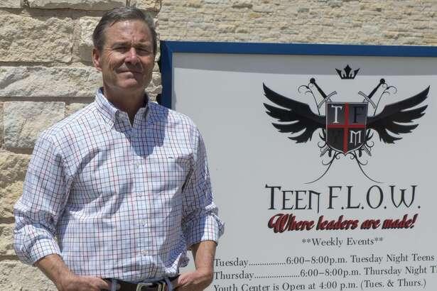 John Bergman, one of the 52 Faces of our Community.  8/11/17 Tim Fischer/Reporter-Telegram