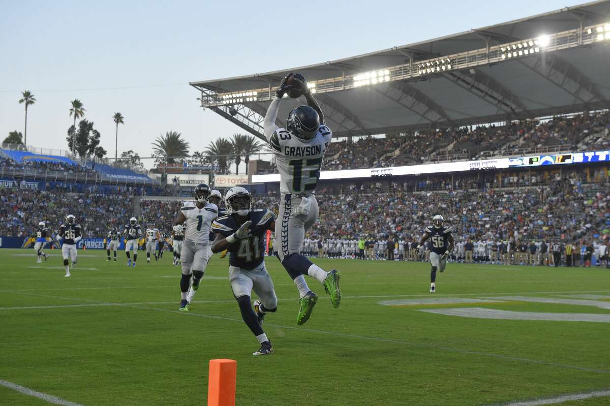 Click through the following slideshow to see what to keep your eyes on when the Seahawks meet the Chargers in Los Angeles Saturday night.