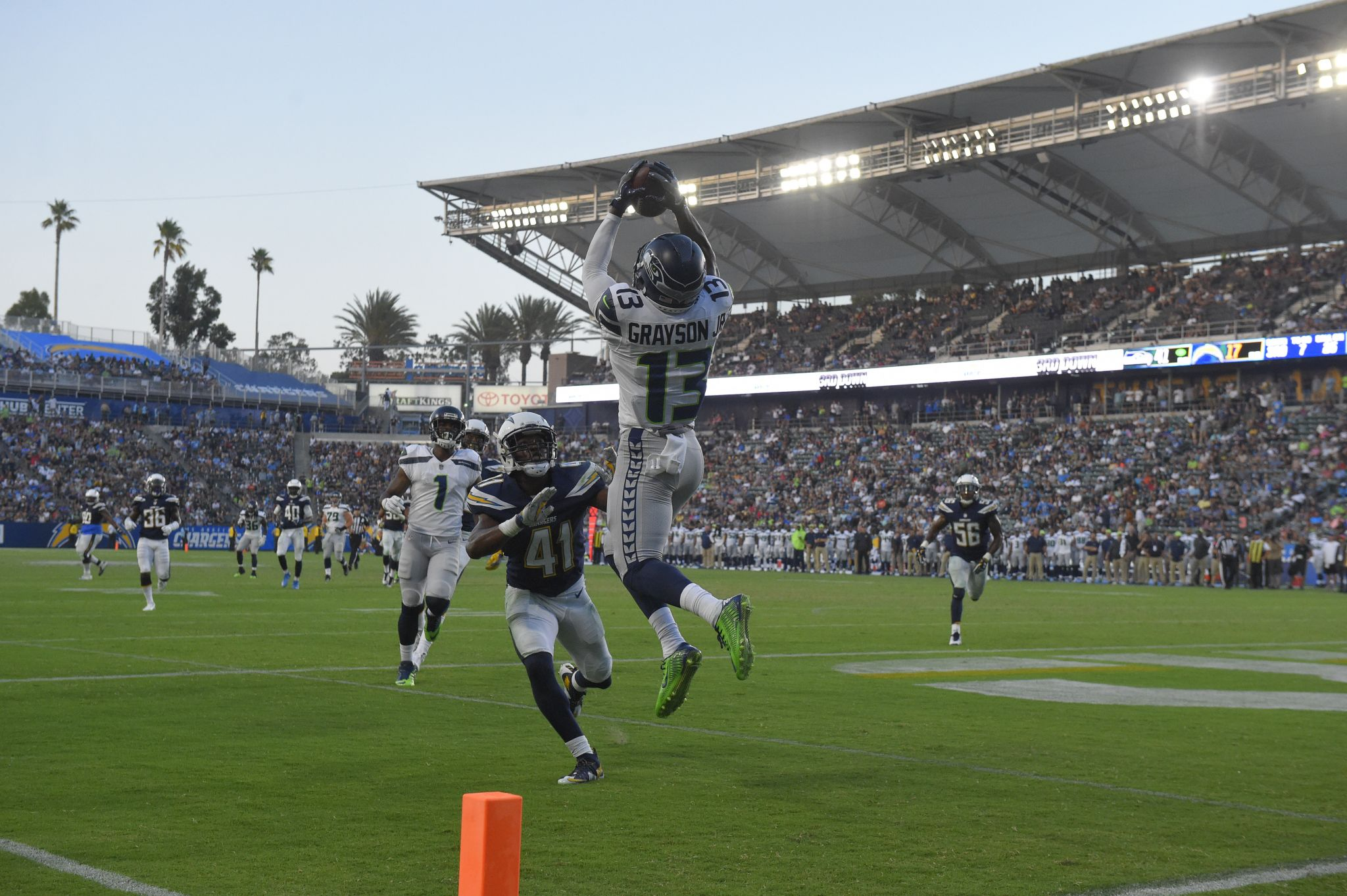 6e4cba103d6 QA with Seahawks rookie receiver Cyril Grayson - seattlepi.c ...
