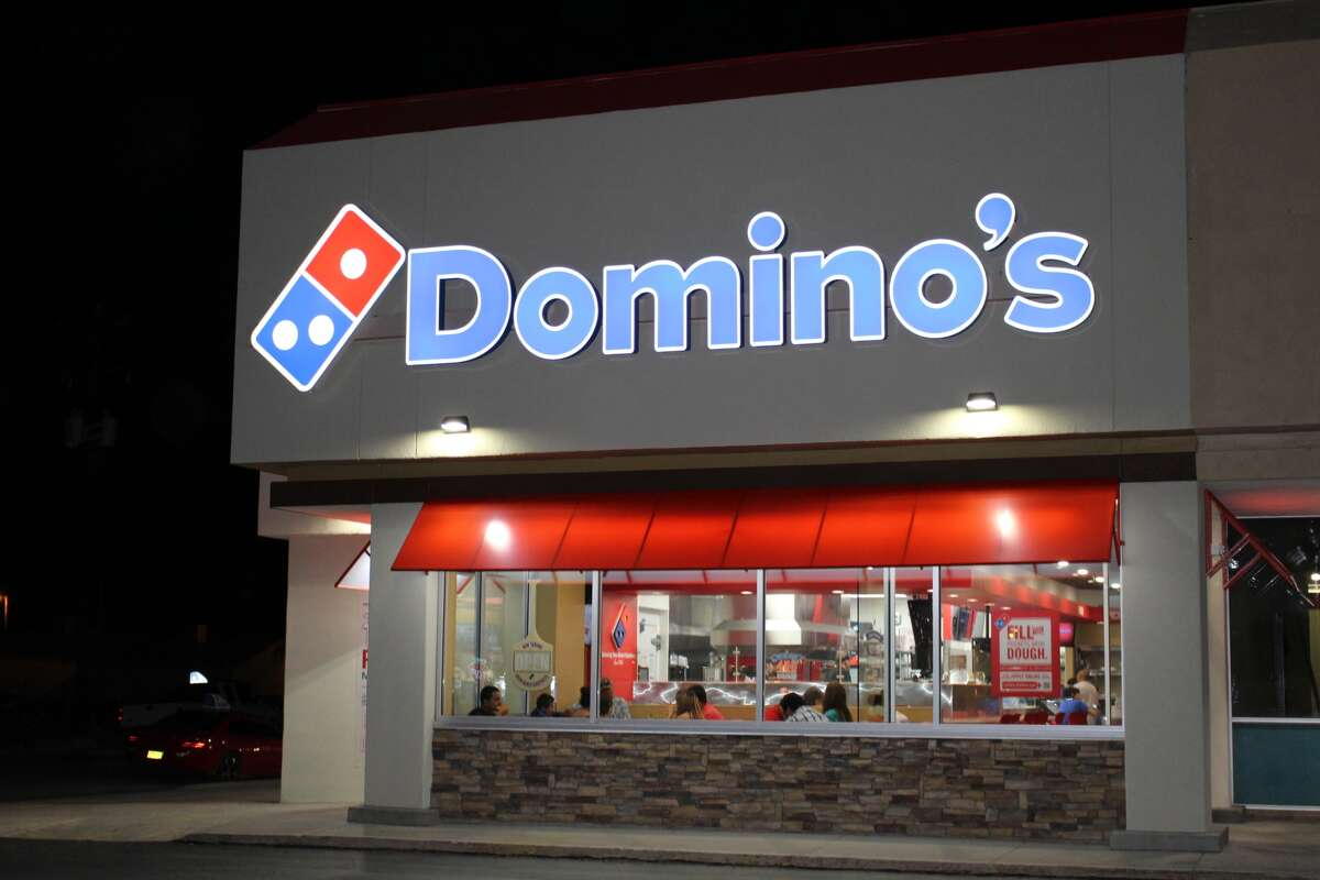 Domino's is revamping its stores.
