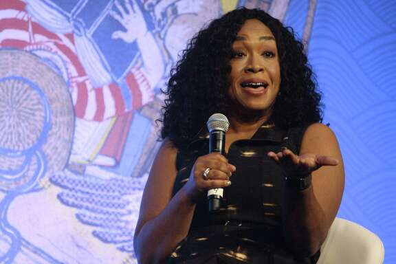 "Shonda Rhimes says, ""The future of Shndaland at Netflix has limitless possibilities."""