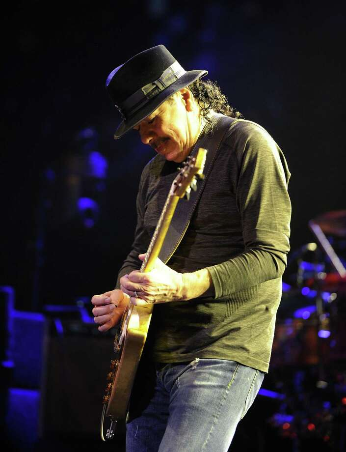 Carlos Santana will perform with his band at Mohegan Sun Arena on Saturday, Aug. 19. Photo: Khoi Ton / Contributed Photo