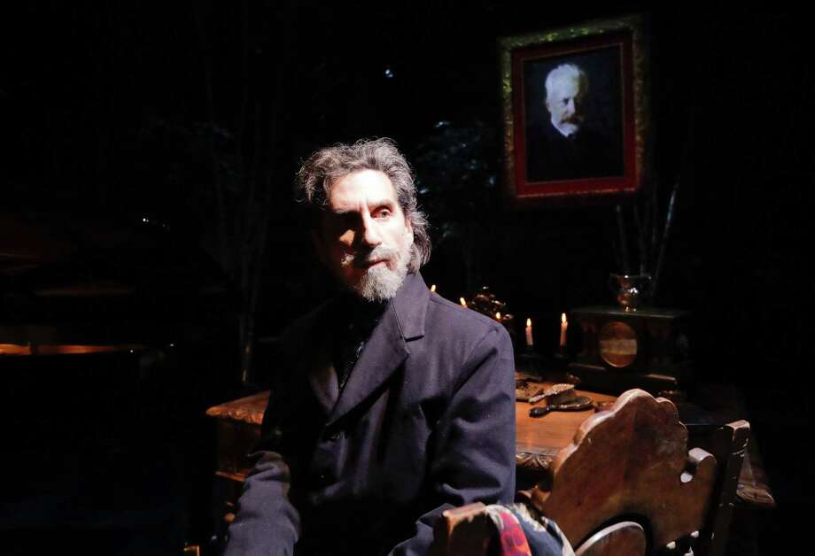 "Hershey Felder stars in ""Our Great Tchaikovsky"" at Hartford Stage, Saturday, Aug. 19, through Sunday, Aug. 27. Photo: Hershey Felder Presents / Contributed Photo"