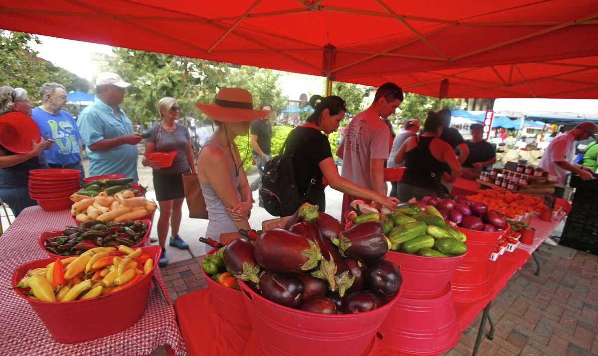 Pearl's Farmer Market Cancelled, will resume next weekend as normal.