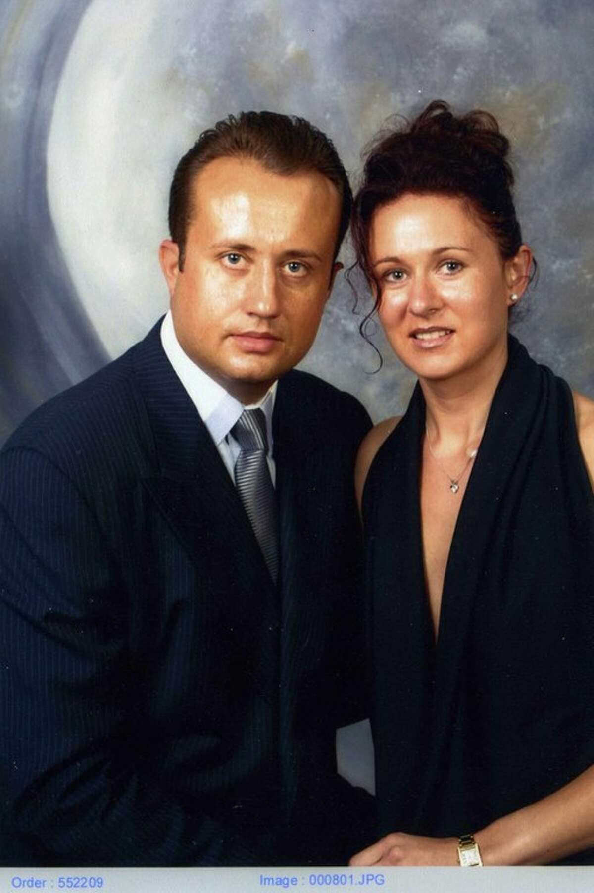 Natalia Wolf and her husband, Victor, are accused of being involved in a massive real estate fraud scheme. The couple is accused of issuing fraudulent deeds and other documents to their investors and buyers in Florida. The FBI reports at least 100 known victims of the scheme have lost in excess of $20 million. The pair are charged with conspiracy to commit mail fraud and wire fraud. Federal arrest warrants for the pair were issued on Jan. 18, 2011.Image source: FBI