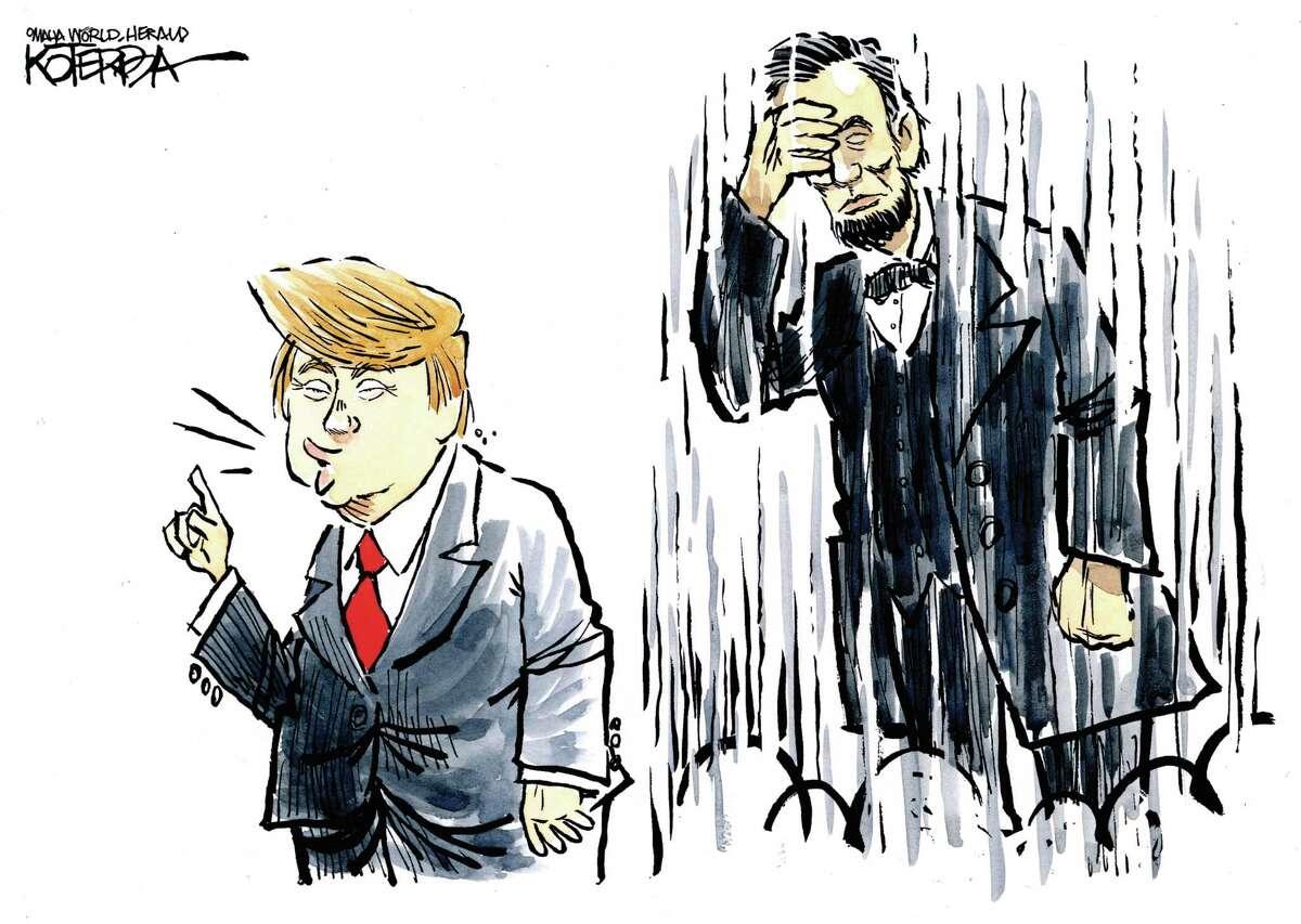 Cartoon by Koterba