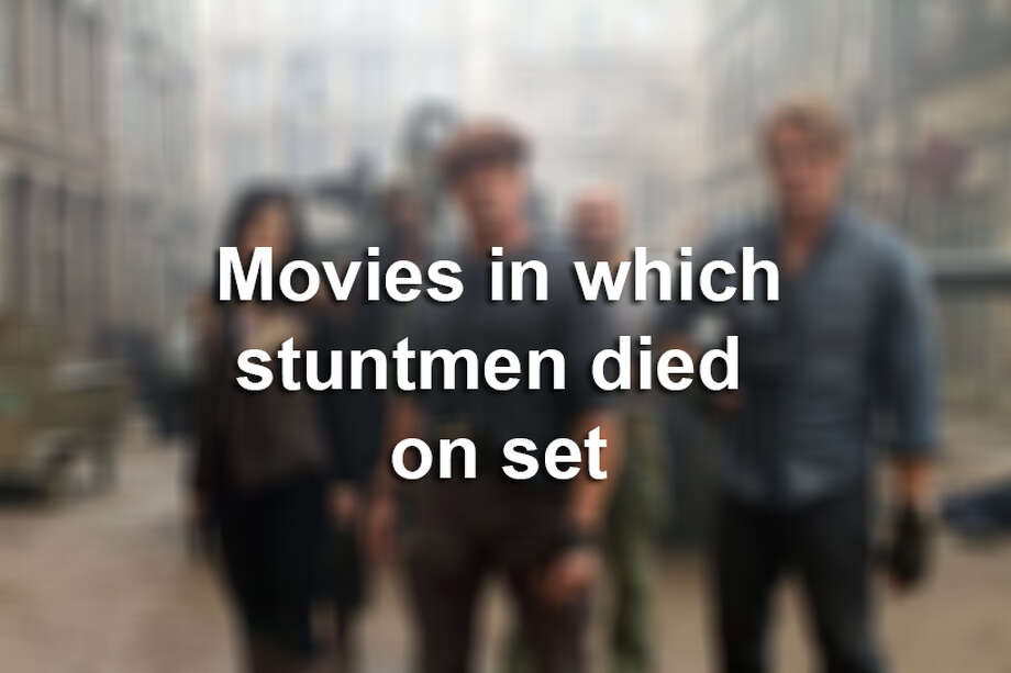 Movies in which stuntmen died on set. Photo: MySA