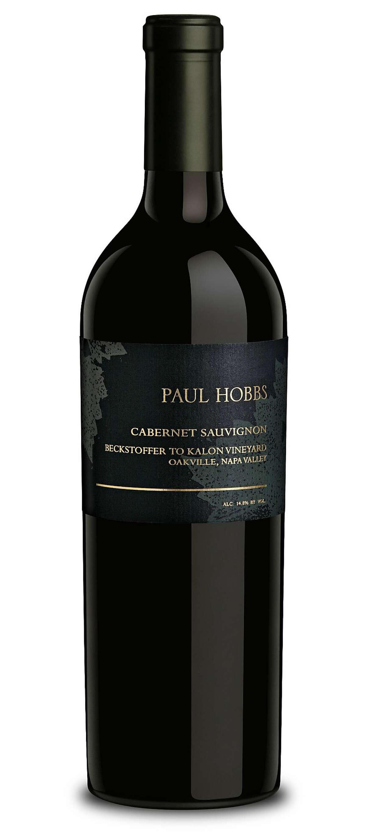 Paul Hobbs Cabernet Sauvignon Napa Valley Beckstoffer To Kalon Vineyard 2014 ($500, 14.9%)