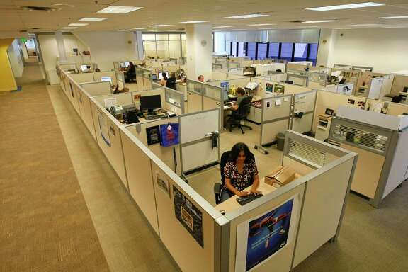 About half of those surveyed say they work on their own time to meet the demands of their job, according to a study of the American workplace.
