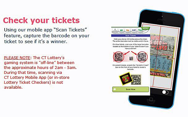 Lotto Scanner App