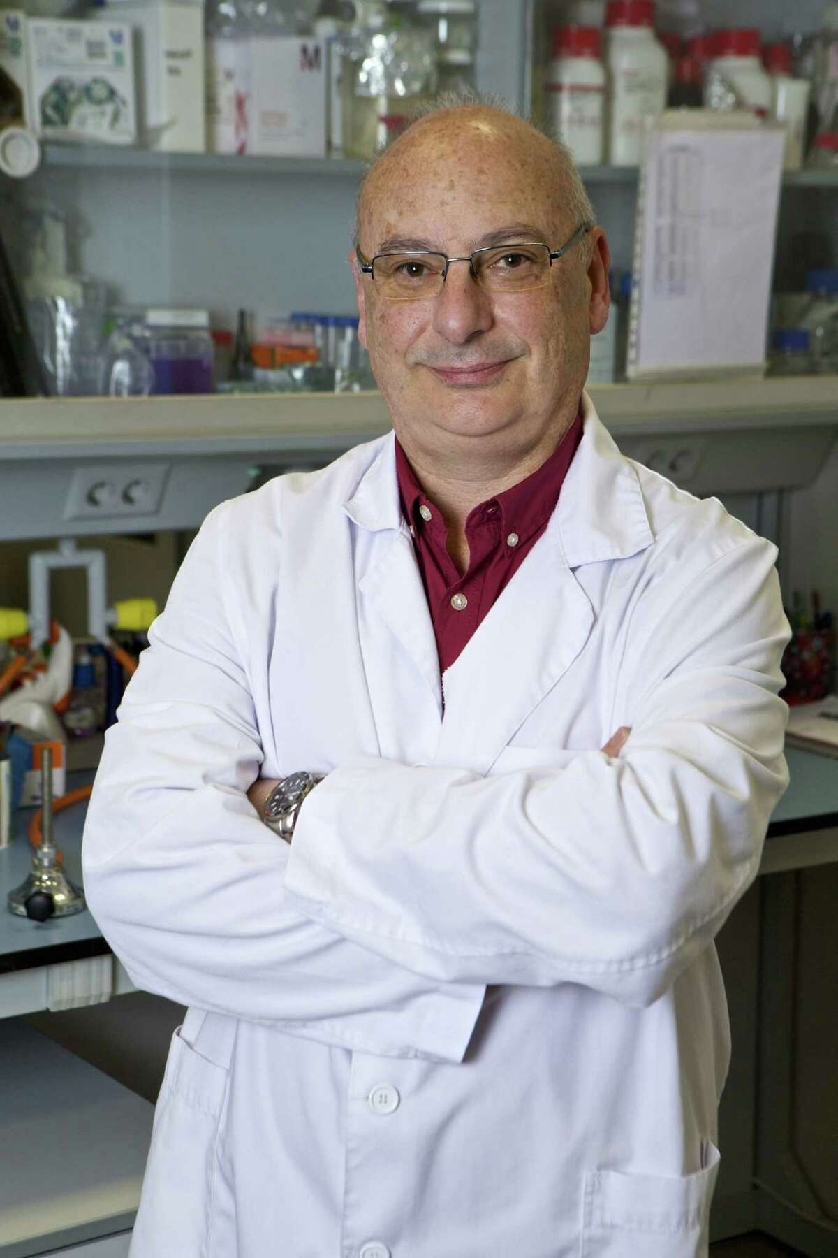 Francisco J.M. Mojica, Ph.D., associate professor of Microbiology, Department of Physiology, Genetics and Microbiology, University of Alicante, Spain member, Multidisciplinary Institute for the Study of the Environment Ramon Margalef, Spain. (University of Alicante)