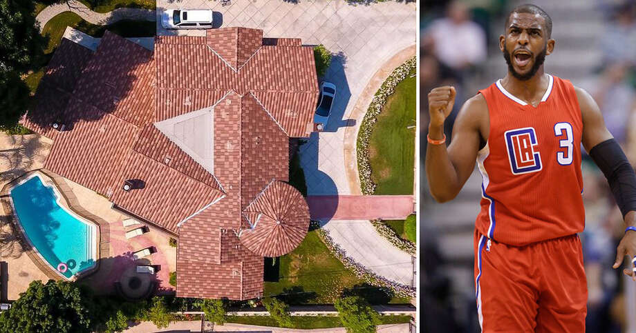 PHOTOS: Tour Chris Paul's LA mansion, now for sale ...After being traded in the offseason to the Houston Rockets, NBA star Chris Paul has listed one of three Southern California properties purchased during his time with the Los Angeles Clippers. Photo: Realtor.com ,  Getty Images
