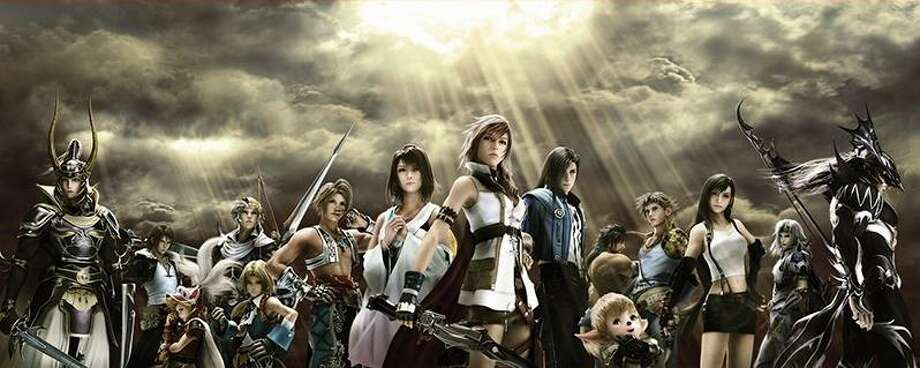 """8 things to watch for at San Japan1. 'Final Fantasy' themeFor 2017, the San Japan anime and Japanese pop culture convention in San Antonio promises a major """"Final Fantasy"""" theme, with all sorts of audio and visual nods to the hit video game franchise. For the ears, that includes """"A New World,"""" an intimate orchestral performance of """"Final Fantasy"""" music from the producers of """"Distant Worlds: Music From Final Fantasy."""" Photo: Courtesy Houston Chronicle / Courtesy photo"""
