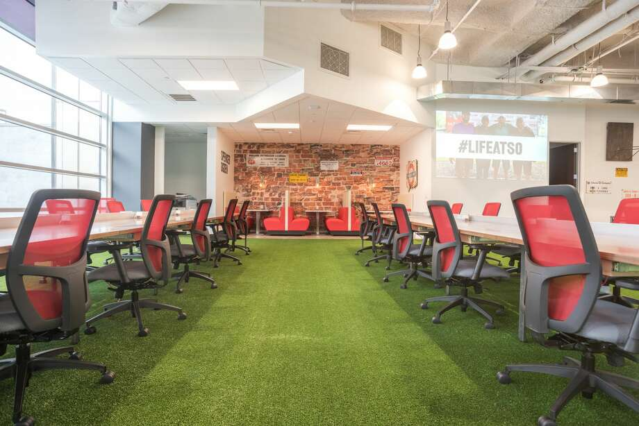 Recruiting firm Spencer Ogden unveiled a new Houston office on Friday. Photo: Aryan Barto/Aryan Barto, Behemothphotography