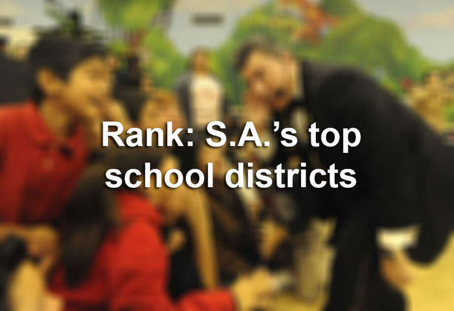 The academic year is just around the corner for the dozens of school districts in and around the Alamo City.  And according to lifestyle and education analyst group, Niche, some districts are performing better than others.Peek through the gallery to see where your school district falls among the best and worst in the San Antonio metro area. Photo: File