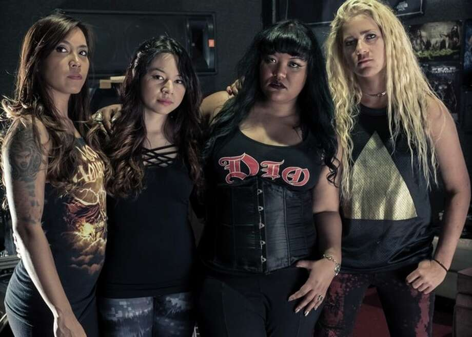 Cowgirls From Hell didn't rate on a recent BuzzFeed list of coolest all-female metal tribute bands (Misstallica and the Iron Maidens made the cut), yet they deserve respect for taking on one of the brawniest of bands, Texas legends Pantera. Guitarist Rose Deocampo also plays in an L.A. band called Infinite Death, which is reassuring, and vocalist Samantha Hatano is a first-rate growler. S.A. bands Forsolace, Fox Motel, Metalriser and Violent Revenge round out the bill.Doors 7:30 p.m. Friday. The Cowgirls hit the stage just after midnight. Alamo City Music Hall, 1305 E. Houston St. $13-$15 at the door.-- Jim Kiest Photo: Courtesy Photo