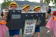 Kids filled the streets of Caseville on Monday for the Annual Kiddie Parade as part of one of the many events going on during the Cheeseburger in Caseville Festival.