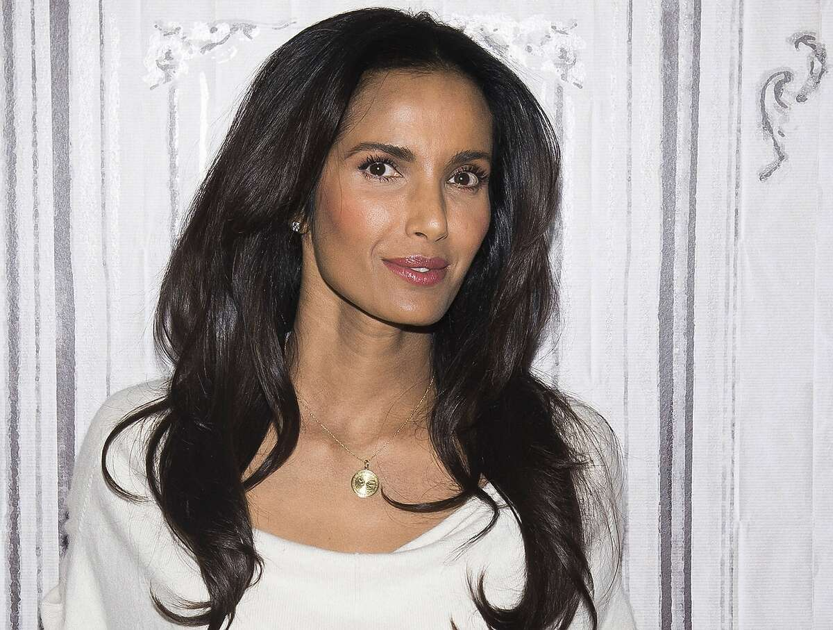 In this March 8, 2016 file photo, Padma Lakshmi participates in a speaker series at AOL Studios in New York.