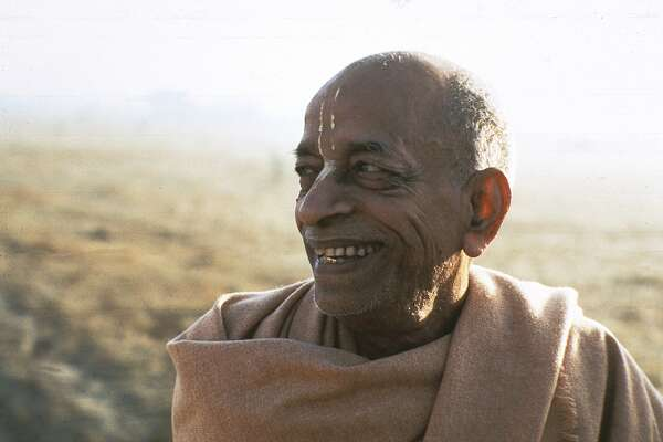 """The documentary """"Hare Krishna! The Mantra, The Movement and the Swami Who Started It All"""" celebrates the life and philosophy of movement founder Srila Prabhupada.  Photo: Inner Voice Productions"""