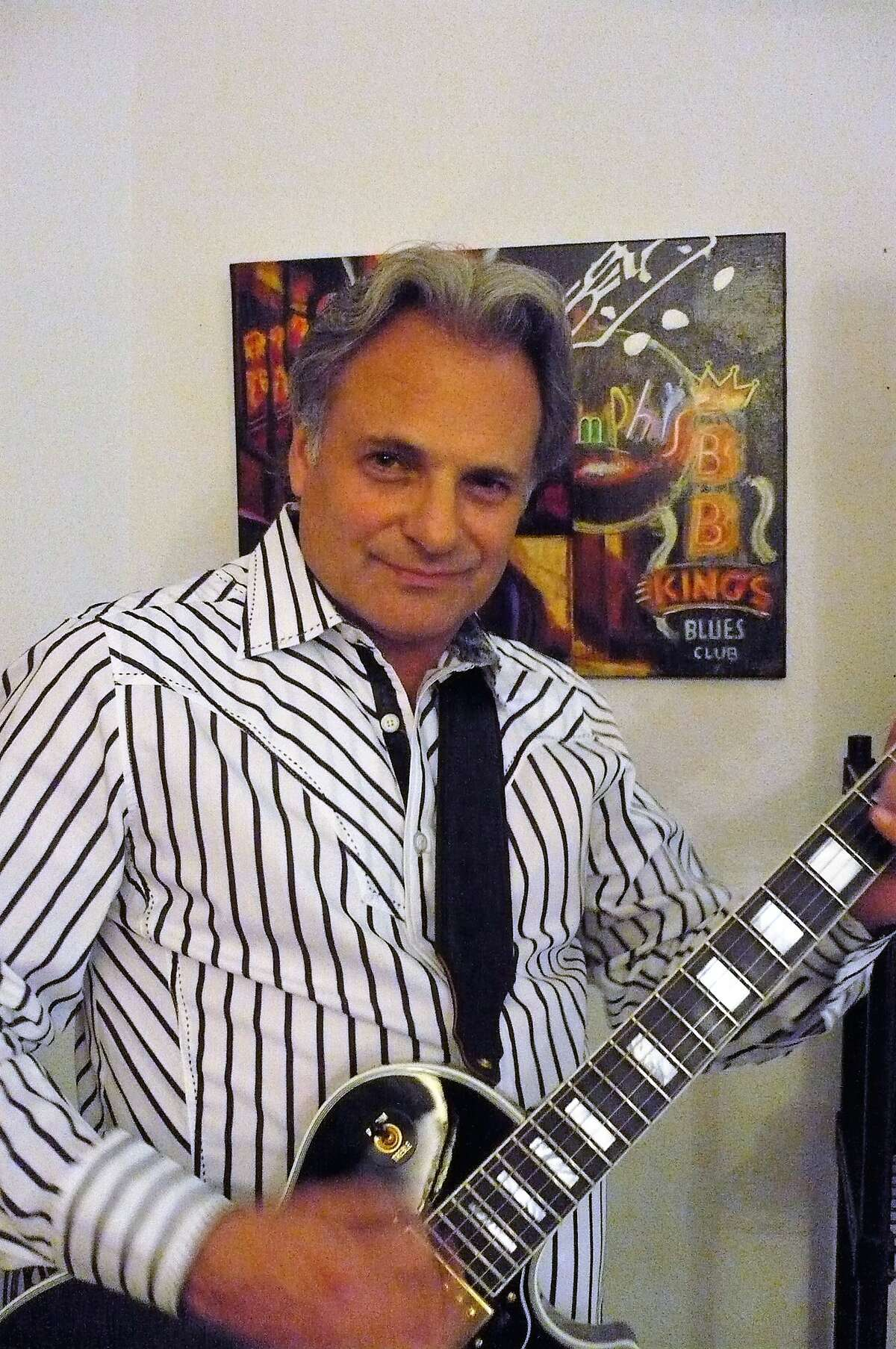 Guitarist Brian Rutledge will perform Aug. 26 as part of the Music on the Patio series at Cross Creek Ranch's Italian Maid Café.