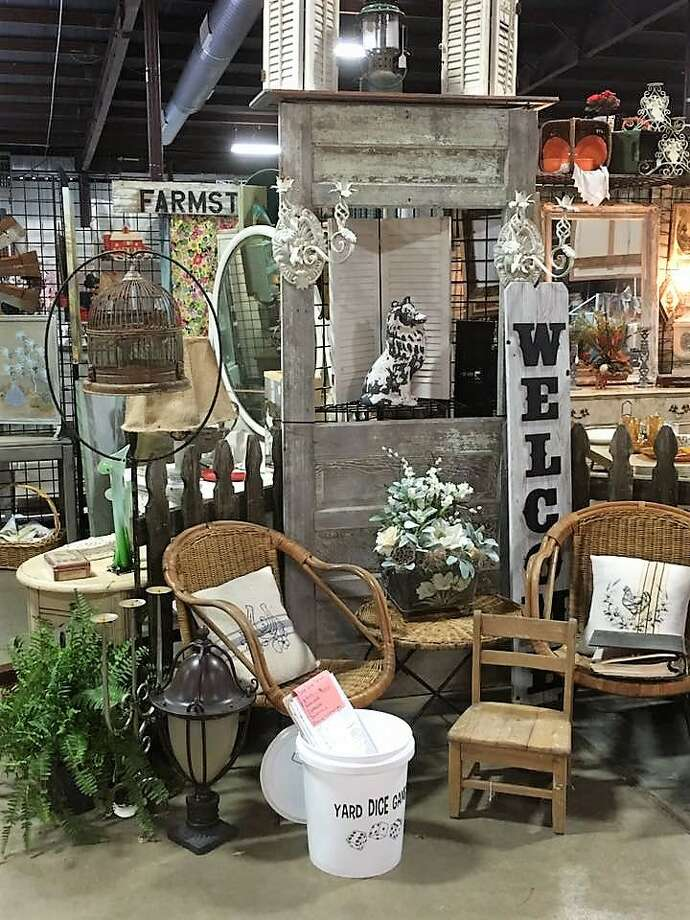 The Fall Katy Home U0026amp; Garden Show Adds A Vintage Market To Sept. 9