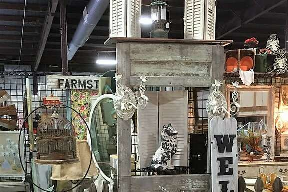 The Fall Katy Home & Garden Show adds a Vintage Market to Sept. 9-10 program at the Merrell Center and the Robinson Pavilion.