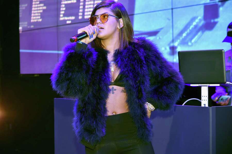 "Former Chicago high school basketball standout got her start in music posting videos to Vine. Romiti, who describes her style as R&B with a hip-hop influence, has several songs with more than 10 million views on YouTube, including ""Imma Dog Too"" and ""Nothin on Me."" Her latest single is ""Options.""7 p.m.. Paper Tiger, 2410 N. St. Mary's St. $13. papertigersatx.com-- Jim Kiest Photo: Theo Wargo, Getty Images For SoundCloud / 2016 Getty Images"
