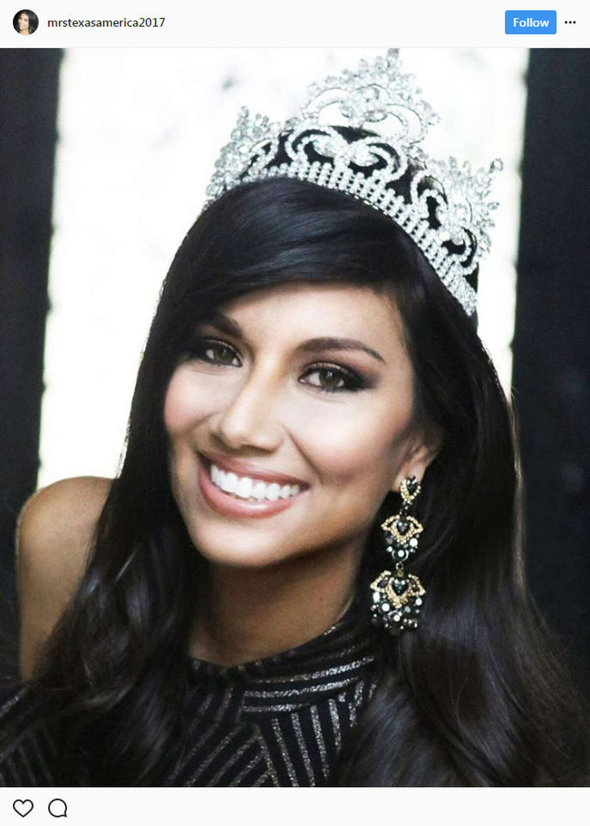 On Saturday, August 19, the Mrs. America beauty pageant will begin and Mrs. Texas 2017 Sonia Segura will start her journey towards the title. Here is everything you need to know about the beauty queen representing Texas.Source: Instagram