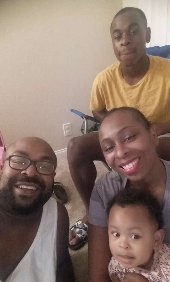 Down on their luck, a family from Oakland were living in their car until they were able to raise $22,000 on their GoFundMe page from donations. Photo: Iesha/ Facebook