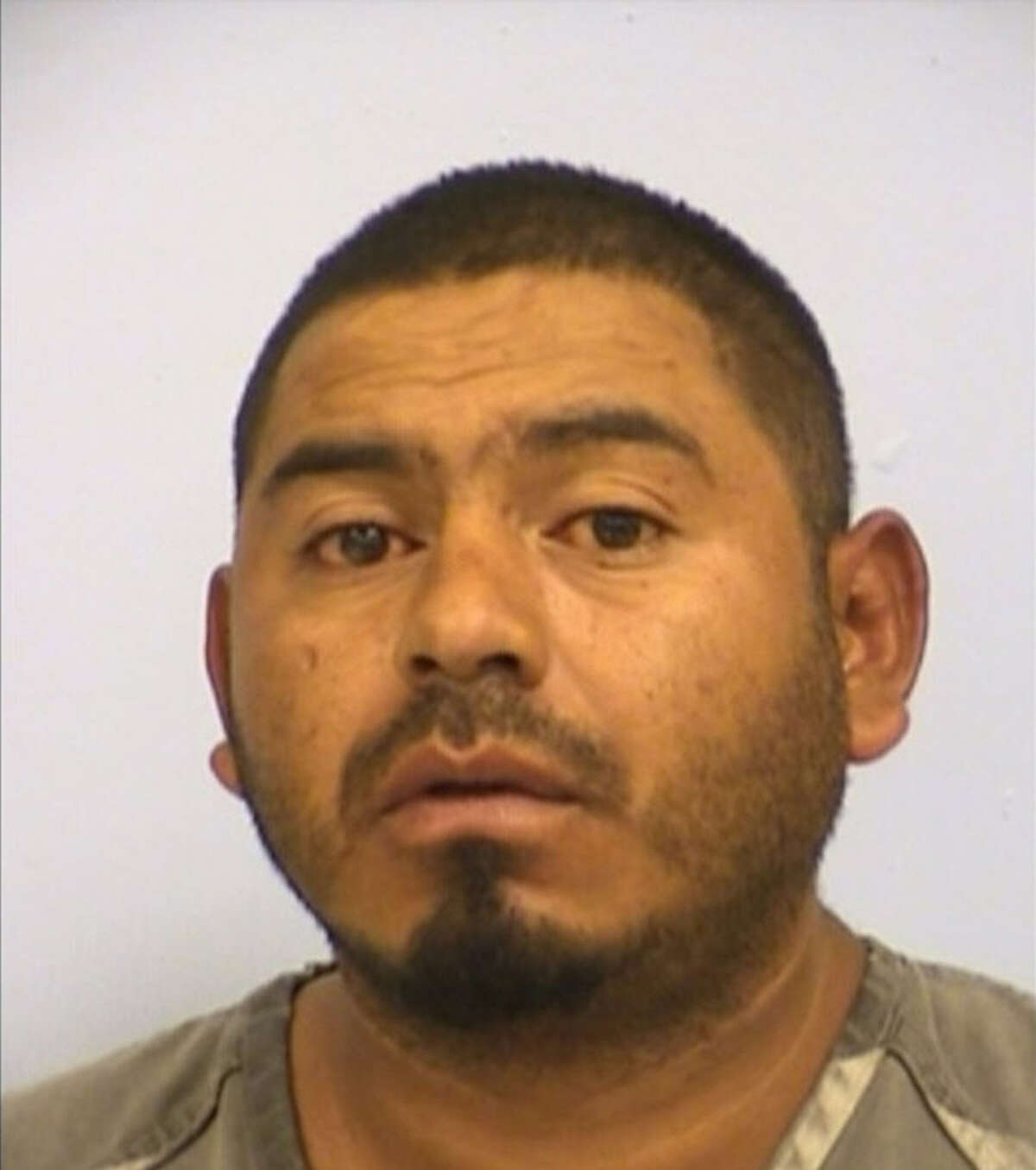 A March booking photo ofEliodoro Estala, 32, in Travis County, Texas. Estala is accused of having sexual relations with a chain-link fence at an Austin-area apartment complex. PHOTOS: Most outrageous 'Texas man' crimes ...