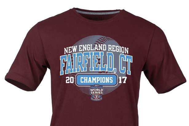 Special edition T-shirts to honor the Fairfield American Little League team as it heads to the Little League World Series in Williamsport, Pa., are available at Dick's Sporting Goods stores in Milford and Norwalk. The shirts, created by the official Little League World Series uniform provider Russell Athletic, are available in adult ($21.99) and youth ($19.99) sizes. Fairfield American is the New England regional champion.