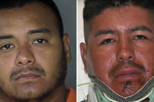 The relative, 30-year-old Francisco Javier Avila-Lopez, now faces a charge of aggravated assault with a deadly weapon. The man he's accused of stabbing, 39-year-old Gerardo Lopez, was booked into the Bexar County Jail remotely from San Antonio Military Medical Center, where he's recovering from the alleged attack.