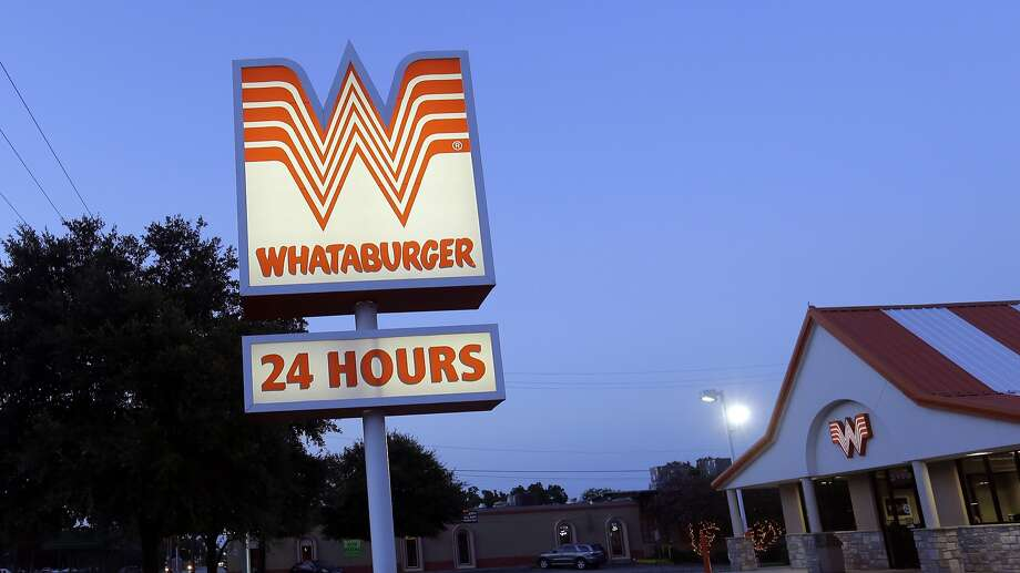 After being shut down for the past few weeks, the Whataburger location at 3206 N. Midkiff Road is back in business. Photo: Eric Gay, Associated Press