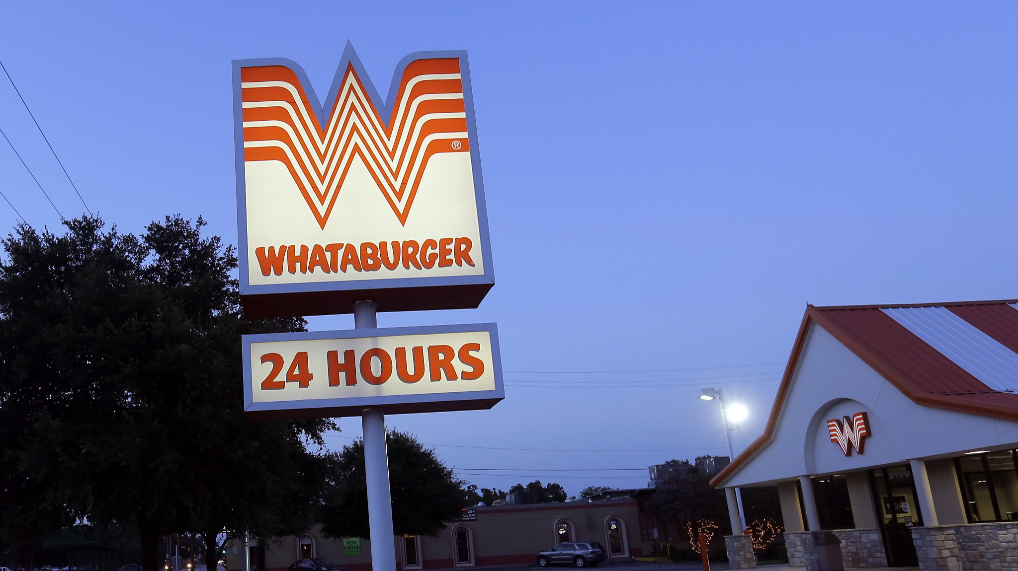 Whataburger Locations in San Antonio