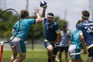 Twelve teams from around the country participated in the Major League Quidditch national tournament in League City.