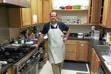 William Stewart, a Gateway Community College graduate, is a test kitchen assistant at Fine Cooking magazine.