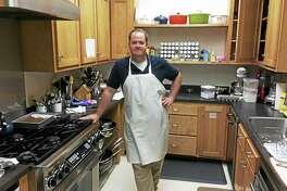 William Stewart, a Gateway Community College graduate, is a test kitchen assistant at Fine Cooking magazine.