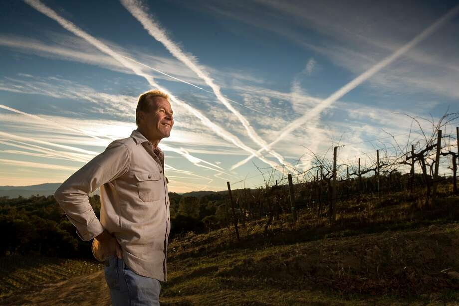 This is Josh Jensen of Calera Wine Company in Hollister. 2007. Photo: Photo By Craig Lee, SFC