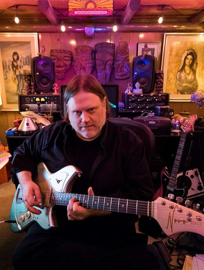 Matthew Sweet enlisted some prominent musicians for his album. Photo: Courtesy Photo