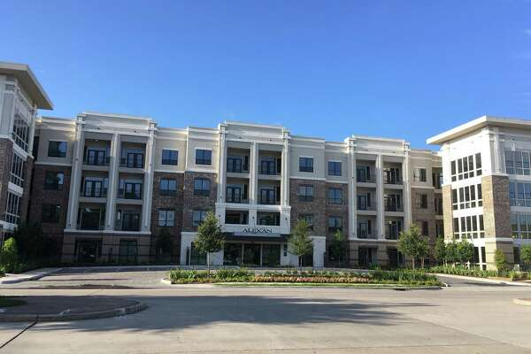 Alexan Southside Place is a 270-unit apartment development of Trammell Crow Residential at 4139 Bellaire.