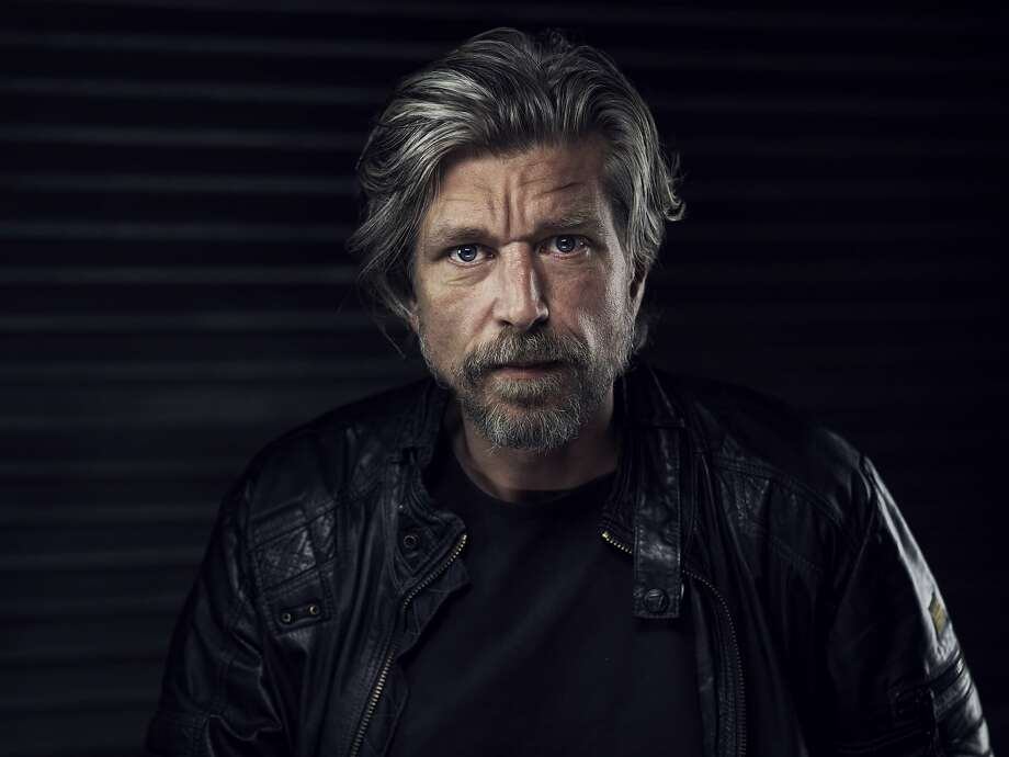 Karl Ove Knausgaard Photo: Sam Barker