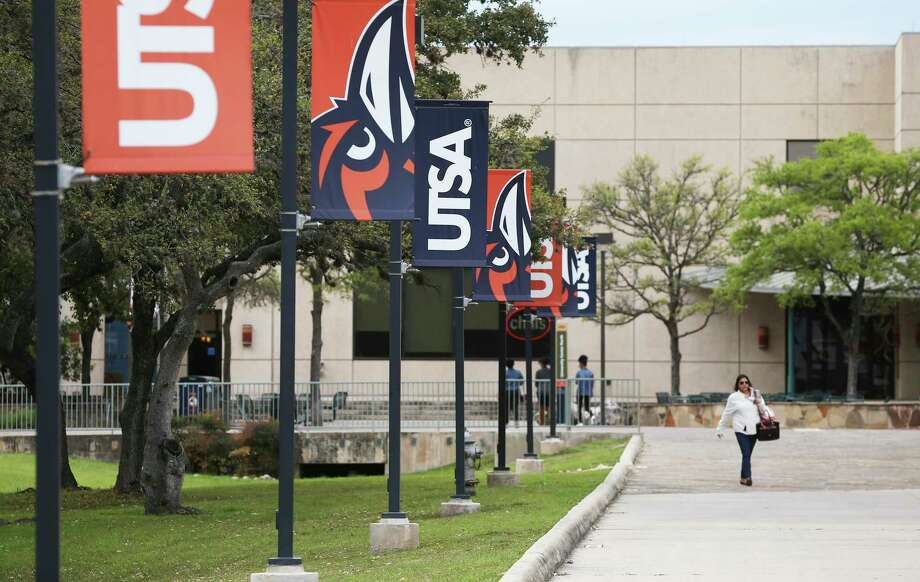 Among the tasks new UTSA president T. Taylor Eighmy will have is to improve retention and graduation and elevating the school to Tier One research status. Photo: Tom Reel /San Antonio Express-News / 2017 SAN ANTONIO EXPRESS-NEWS