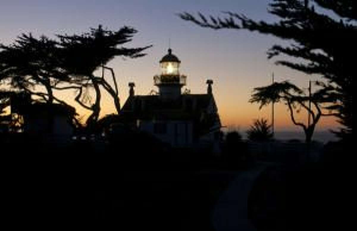 Point Pinos Lighthouse in Pacific Grove Friday, Dec. 20, 2013. The quaint town on the tip of the Monterey Peninsula is rich in history, architecture and natural wonders.