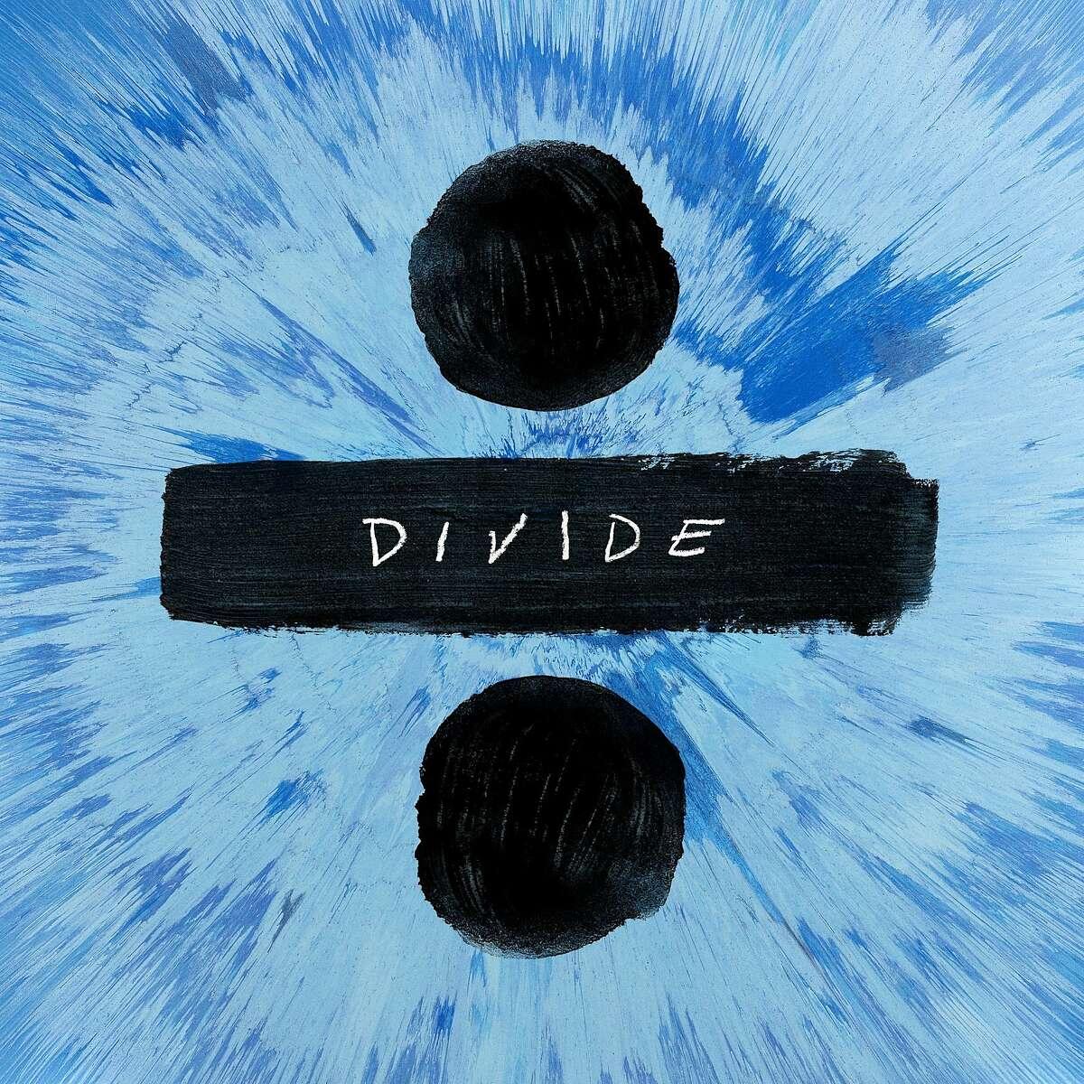 "2017: ""Divide"" by Ed Sheeran"