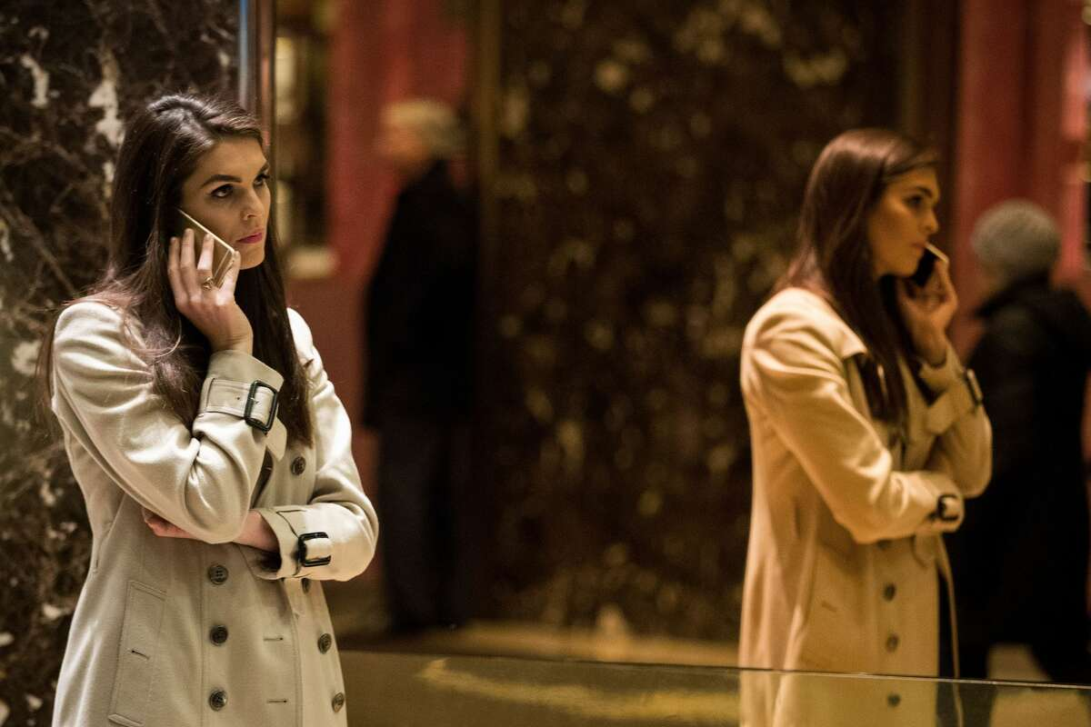 Things to know about Hope Hicks The 29-year-old has been with Donald Trump since before he began his campaign for the presidency and she has announced that she is stepping down as the White House communications director. Here's what you need to know about Hicks.